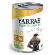 Yarrah Dog Blik Pate Met Kip 400 Gr