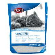 Trixie Simple'n'Clean Silicaat Kattenbakvulling korrels - 5l