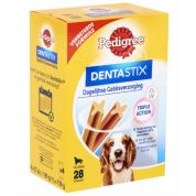 Pedigree Dentastix Mulitpack Medium 28st.