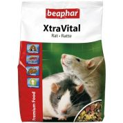 Beaphar Xtravital Rat 2.5kg