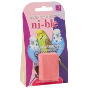 Esve Ni-Ble Mineralenblok Grasparkiet Roze Small