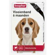 Beaphar Diagnos Vlooienband Hond zwart
