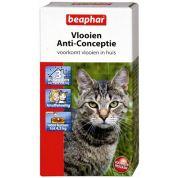 Beaphar Vlooien Anti-Conceptie Kat Tot 4,5 Kg
