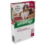 Bayer Advantage Hond 4 Pipetten 250 Vanaf 10 Kg