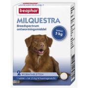 Beaphar Milquestra Hond 2 Tbl