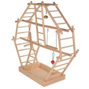 Trixie Speelplaats Ladder  Hout 44X16X44 Cm