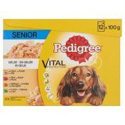 Pedigree Multipack Maaltijdzakjes Senior 100 Gr