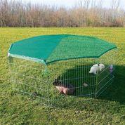 Trixie Natura Knaagdierren Met Beschermnet Dia 210 Cm 80X75 Cm