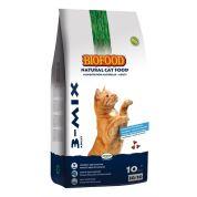 Biofood Kattenvoeding Kat 3-Mix 10 Kg