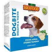 Biofood Dogbite Hondensnoepje Naturel 55st.