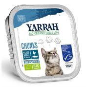 Yarrah Cat Kuipje Pate Makreel/vis 100 Gr