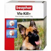 Beaphar Vlo Kill+ Grote Hond Vanaf 11 Kg 6 Tabletten