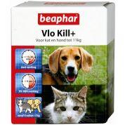 Beaphar Vlo Kill+ Kleine Hond/kat Tot 11 Kg 6 Tabletten
