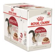 Royal Canin Wet Instinctive 12X85 Gr