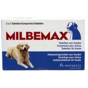 Milbemax Grote Hond 4st.