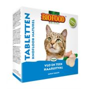 Biofood Kattensnoepjes Anti-vlo 100st.