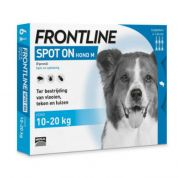 Frontline Hond Spot-On Medium 6 pip (10-20kg)