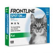 Frontline Kat Spot-On 6 pip