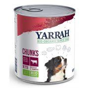 Yarrah Dog Blik Brokjes Vlees In Saus Met Brandnetel En Tomaat 820 Gr
