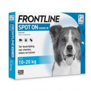 Frontline Hond Spot-On Medium 4 pip (10-20kg)