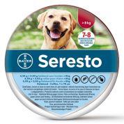 Seresto Teken- En Vlooienband Grote Hond Vanaf 8 Kg 70 Cm