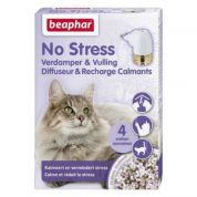 Beaphar No Stress Verdamper + vulling kat 30ml