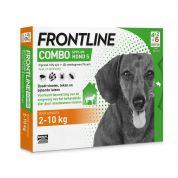 Frontline Hond Combo Small 6 pip (2-10kg)