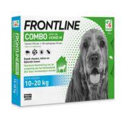 Frontline Hond Combo Medium 6 pip (10-20kg)