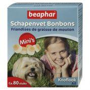 Beaphar Schapenvet Bonbons Knoflook Mini's 245gr