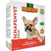 Biofood Schapenvet mini Zalm 80st.