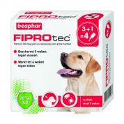 Beaphar Fiprotec Spot-On Large Hond 4 pip (20-40kg)