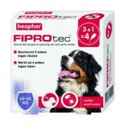Beaphar Fiprotec Spot-On XL Hond 4 pip (40-60kg)