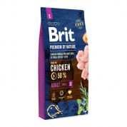 Brit Premium by Nature Adult Small Hond 8kg