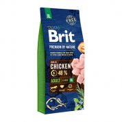 Brit Premium by Nature Adult Extra Large Hond 15kg