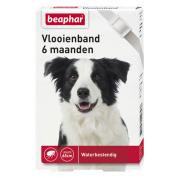 Beaphar Diagnos Vlooienband Hond wit