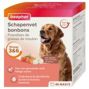 Beaphar Schapenvet Bonbons Zalm 245gr