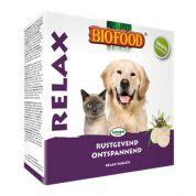 Biofood Relax Hond/kat Rustgevend/kalmerend 100st.
