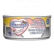 Renske Vers Verse Kip met Konijn Kat 24x70gr