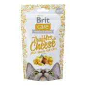 Brit Care Snack Truffels Cheese Kat 50gr