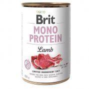 Brit Mono Protein Lamb Hond 6x400gr