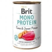 Brit Mono Protein Tuna & Sweet Potato Hond 6x400gr