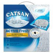 Catsan Active Fresh 8l
