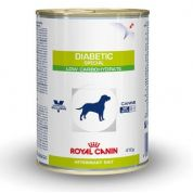 Royal Canin Veterinary Diet Diabetic Special Low Carbohydrate Hond 12x410gr