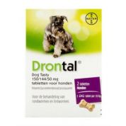 Bayer Drontal Hond 2st.