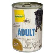 Ecostyle Adult Kip Hond 6x400gr