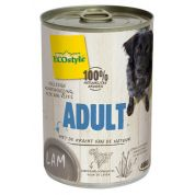 Ecostyle Adult Lam Hond 6x400gr