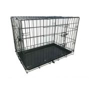Hondenbench Premium Zwart