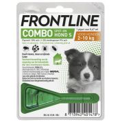 Frontline Combo Puppyback vlooiendruppels