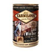 Carnilove Lam & Wild Zwijn Blik 6x400gr