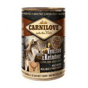 Carnilove Hert & Rendier Blik 6x400gr